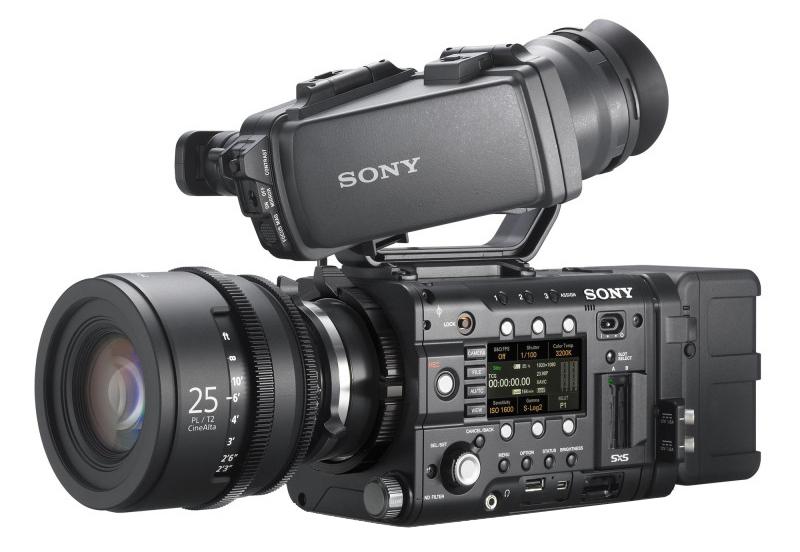 Rocket Camera : Sony pmw f5 rocket rentals