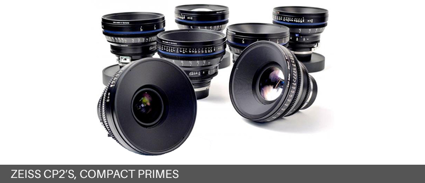 Zeiss CP2′s Compact Primes