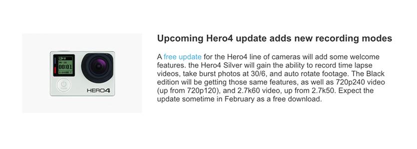 Hero4 Update