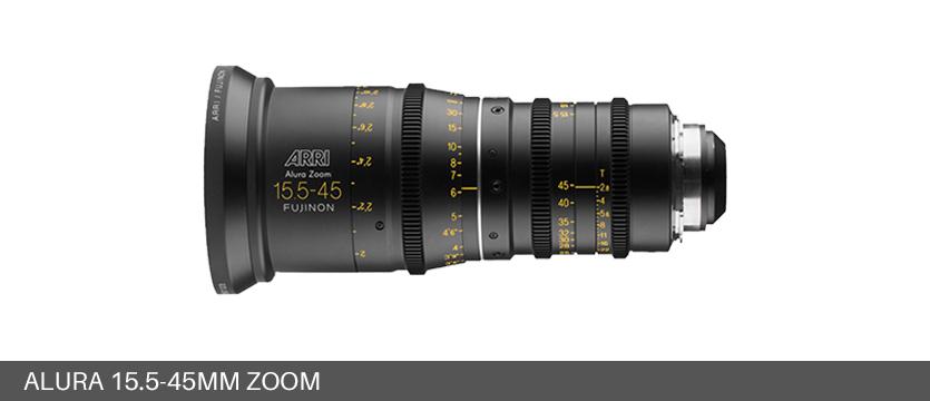 Alura 15.5-45mm Zoom