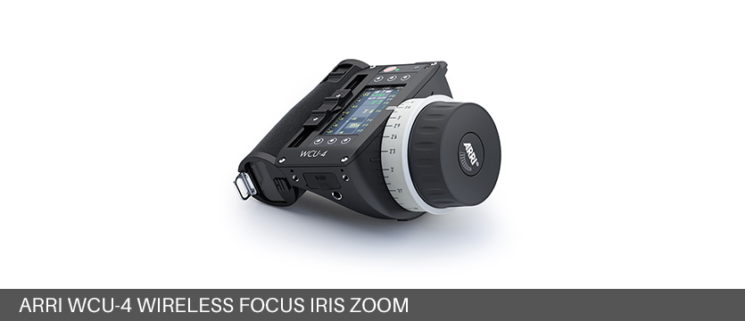 Arri WCU-4 Wireless FocusIrisZoom