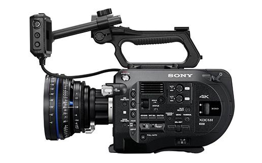 Sony PXW FS7 MKII