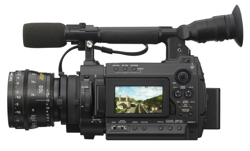 SONY F3 AND ALF LIGHTING GRIP TRUCK DEAL FOR SHORT FILMS AND MUSIC VIDEOS
