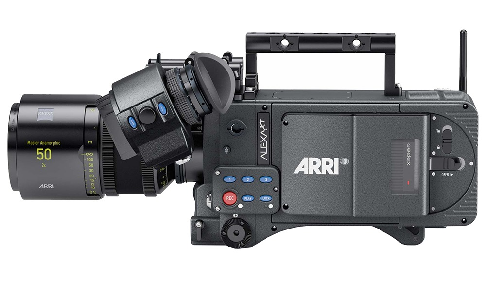 ARRI Alexa XT – Beautiful images – Available for hire
