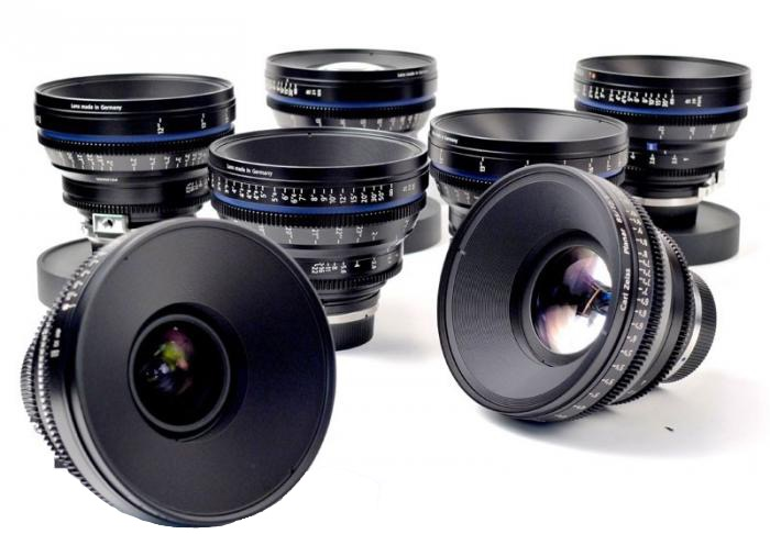Zeiss Ultra Primes T1.9 Set