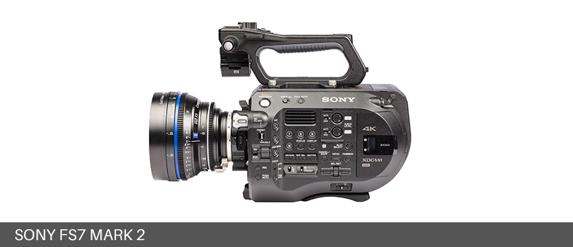 Sony FS7 Mark 2