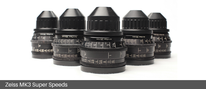 Zeiss MK3 Super Speeds